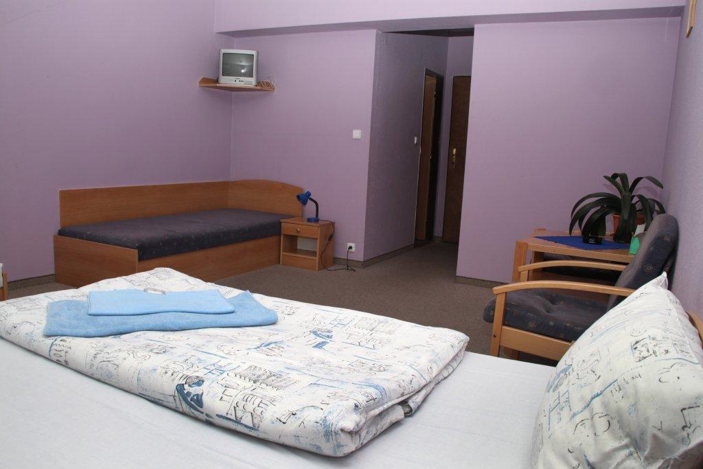 Diskretní hotel Praha 10